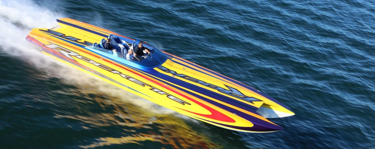 Skater Powerboats