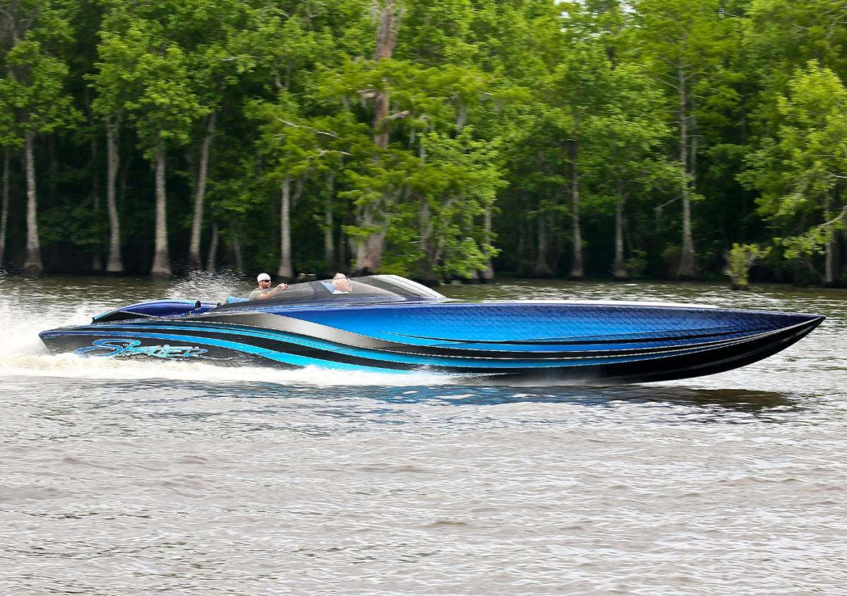 388 – Skater Powerboats
